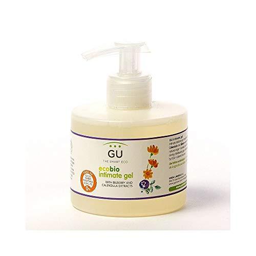 Gel íntimo ecológico - Con Arándanos y Caléndula - Sin químicos ni tóxicos -Pieles delicadas- 250ml