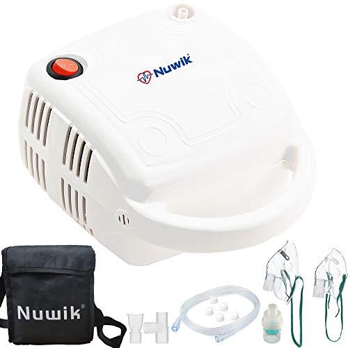 Nuwik Professional Complete Nebulizer