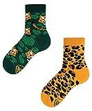 Many Mornings Socken Kinder - El Leopardo Kids Tiger (31-34 Kids)