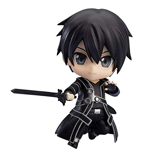 lkw-love Sword Art Online The Movie - Ordinal Scale Kirito Anime Figurine Toys Model Kids Gift Character Souvenir Craft Ornament Statue