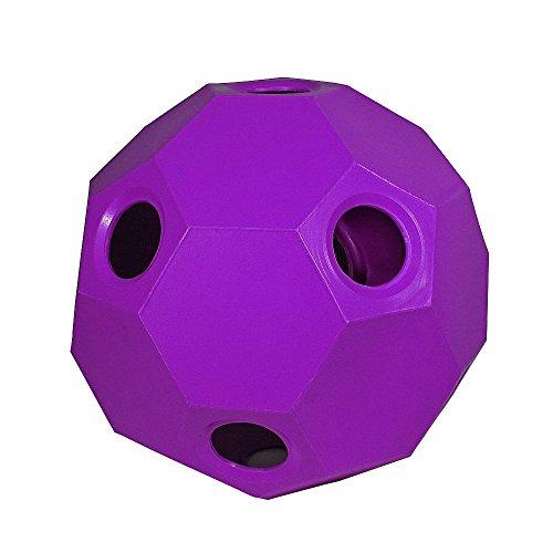 Hay Play Heuball Futterball Heufütterer Pferde Pferdespielzeug lila