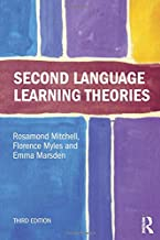 second language learning theories 3rd edition