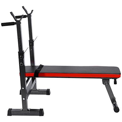 Generic . IP Sta Dip Station T Pre Lifting Chest Press Dip Up Gewicht ng Sit Verstellbar Faltbare Sit Fold Bank Langhantel stabil Foldi