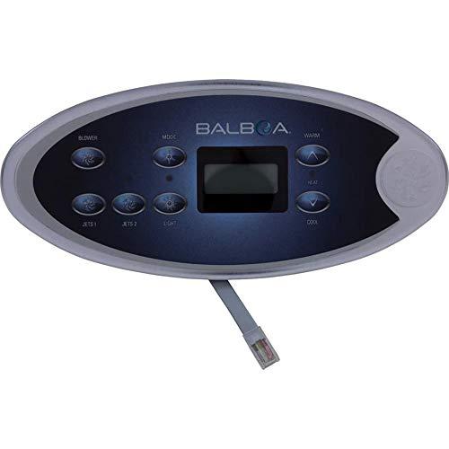 Balboa Topside, VL702S, 7 Botones, P1, P2, Bl, Lt, Mode, Temperatura #54652-01