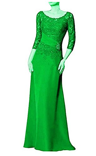 Snow Lotus Women's Flower Bud Silk Skirt Long Prom Dresses Green (Apparel)