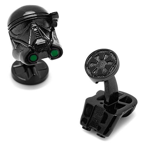 Star Wars スターウォーズ 3D デス トルーパー カフスボタン sw-dth-3d