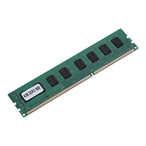 DDR3 Memory Ram 4G DDR3 Memory Ram Durable Memory Ram para PC DDR3 Memory 4GB DDR3 1600MHz 4G Memory Ram Portable para PC de Escritorio