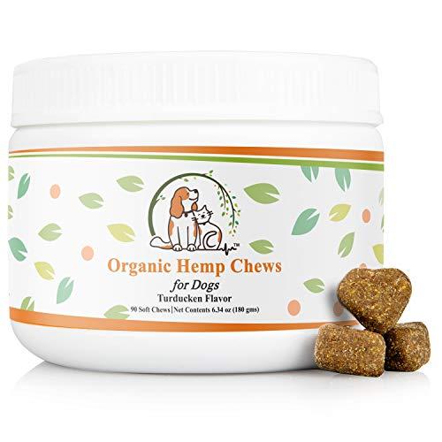 Valerio Organic Dog Hemp Chews Calm Treats