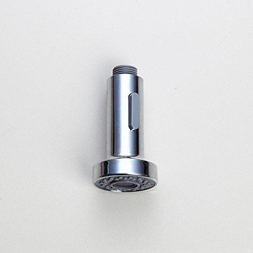 Keuken waterkraan waterkraan waterkraan waterkraan ABS-kunststof lichte veldspuit hot sales sproeier glow douche stroam tippen