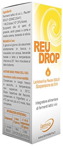 REUDROP Probiotico a Base di Lactobacillus Reuteri