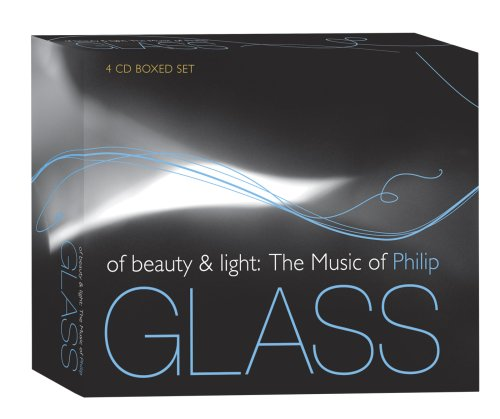 Price comparison product image Of Beauty & Light: Music of Philip Glass