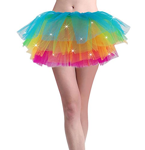 Best rainbow tutu skirts for women for 2020