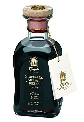 Ziegler Brennerei Ziegler Schwarze Johannisbeere Likör 0,35 Liter