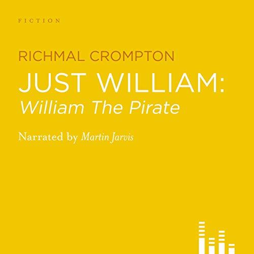 William - The Pirate cover art