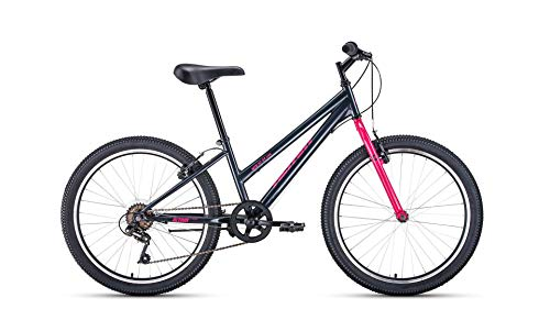 Altair Bike MTB HT 24 Low 2020 Size:14' Gray/Pink