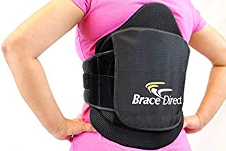 Complete Rehabilitator Back Brace - Immediate Relief from Back Pain, Herniated Disc, Sciatica, Scoliosis and More! from Injury to Recovery Customizable Support - Men and Women by Brace Direct