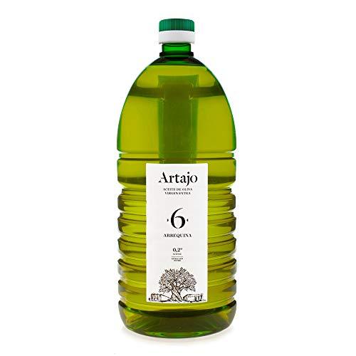 Artajo 6 Arbequina Aceite de Oliva Virgen Extra 2000 ml