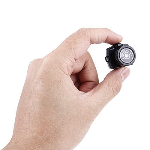 NANSHAN CAMERAACCESSORIES / Y2000 HD Sports Outdoor Ultra-Small DV Pocket Digital Recorder Cámara con Soporte para una Tarjeta Micro SD/TF de hasta 32 GB