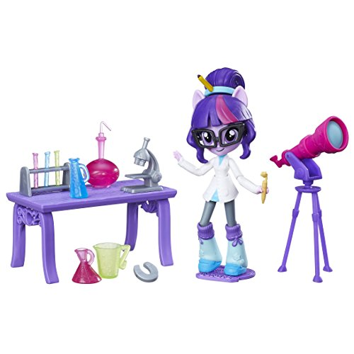 My Little Pony - Equestria Mini Twilight Accesorios (Hasbro B9483ES0)