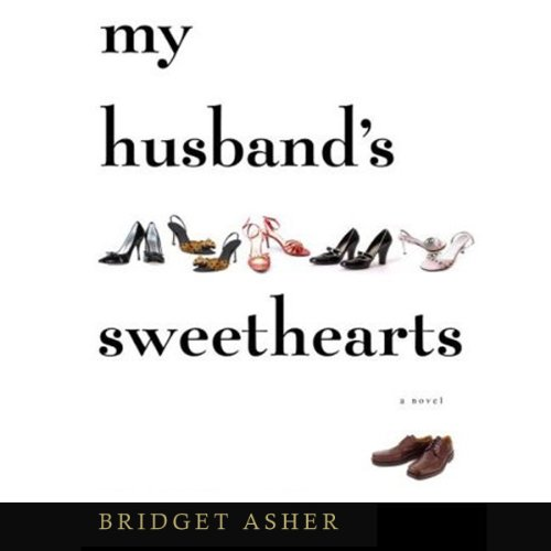 My Husband's Sweethearts audiobook cover art