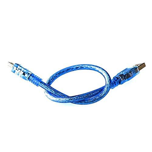 Mini USB Nano v3.0 atmega328p CH340G 5V 16M Mikrocontroller-Board für Arduino Nano 328P Nano 3.0 ( Color : USB Cable )