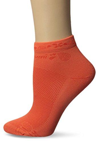 Pearl Izumi - Ride Damen Silk Lite Socken, Clementine, Medium