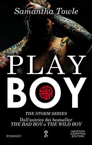 Play Boy (The Storm Series Vol. 5) di [Samantha Towle]