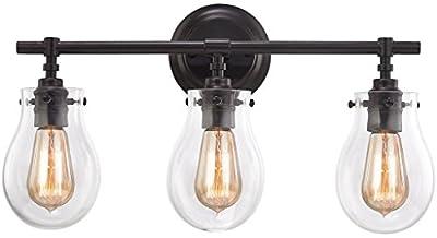 Elk Lighting Jaelyn 319 3 Light Bathroom Vanity Light