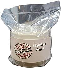 Nutrient Agar - Sterilized - 5, 100mm x 15mm Plates