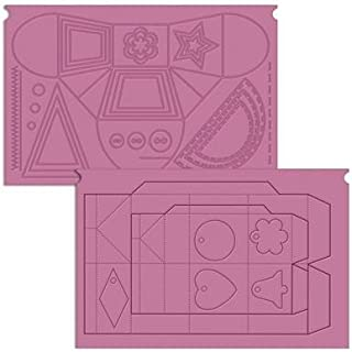 Crafters Companion Sweet Ultimate Embossing Boards-Special Treats, 36.7 x 22.4 x 0.3 cm