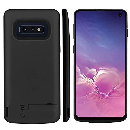 HQXHB Samsung Galaxy S10e Akku Hülle, 5000mAh Tragbare Ladebatterie Zusatzakku Externe Handyhülle Batterie Wiederaufladbare Schutzhülle Battery Pack Power Bank Akku Case für Samsung S10e [5,8 Zoll]