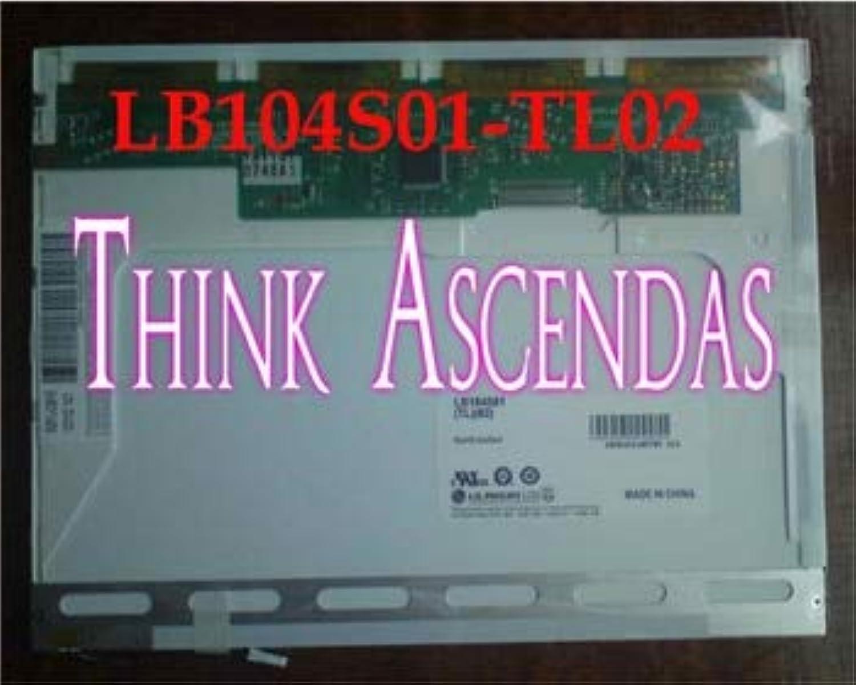 1pcs New Original New LB104S01-TL01 LB104S01(TL)(01)   LB104S01-TL02 LB104S01(TL)(02) 10.4  800  600 LCD Display Panel(color  LB104S01(TL)(02))