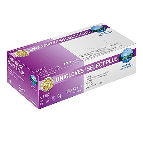 Select Plus, Untersuchungs - Einmalhandschuh, Größe S (1x100 Stück)