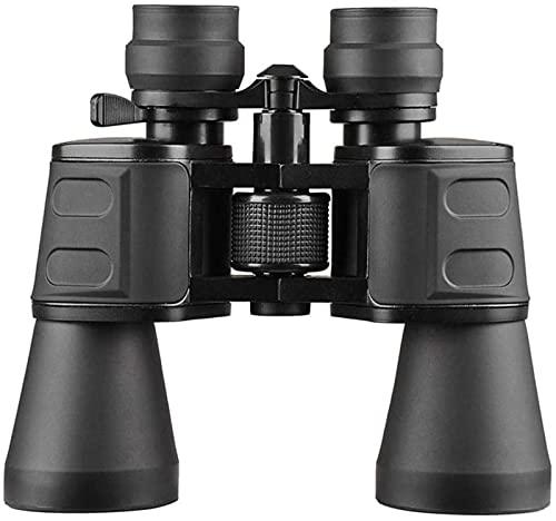 Binoculares compactos, 10-180x100 telescopio de Lente óptica de 50 mm con Zoom Gran Angular de Largo Alcance para observación de Aves/Viajes
