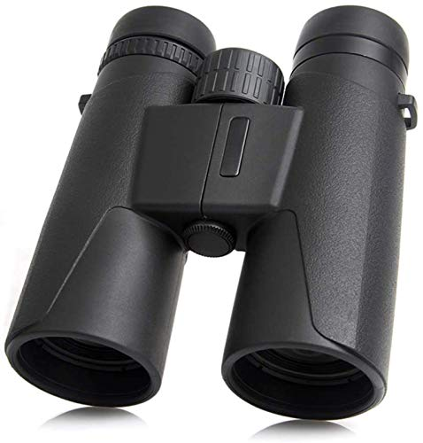 GJNVBDZSF 10X42 Portable Mini High Power Binoculars Telescope Professional Hunting Travel Field Work HD Shimmer Bird Watching Telescope,12X42