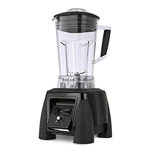 Blender Smoothie Maker, BPA Gratis Tritan Pitcher & Sabotage Commercial Blender met 45.000 RPM snelle koken machine Broken Mixer Kitchen Restaurant Cafe 2L,Black