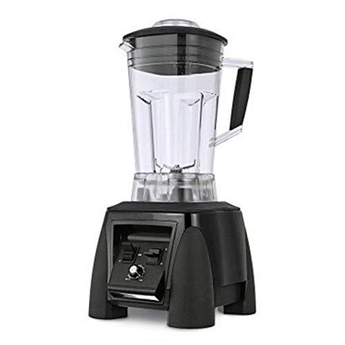 Blender Smoothie Maker, BPA Gratis Tritan Pitcher & Sabotage Commercial Blender met 45.000 RPM snelle koken machine Broken Mixer Kitchen Restaurant Cafe 2L,Black