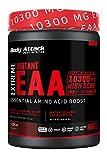Body Attack Extreme Instant EAA Powder - 500g, extremadamente sabroso, instantáneamente soluble, vegano, 8 aminoácidos esenciales altamente dosificados - 10300mg EAA por batido, CocaCola