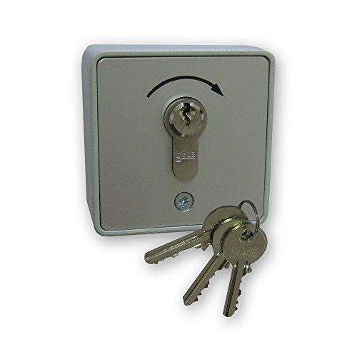 Schalter-Schlüssel Oberfläche Geba mit Puls-Relais