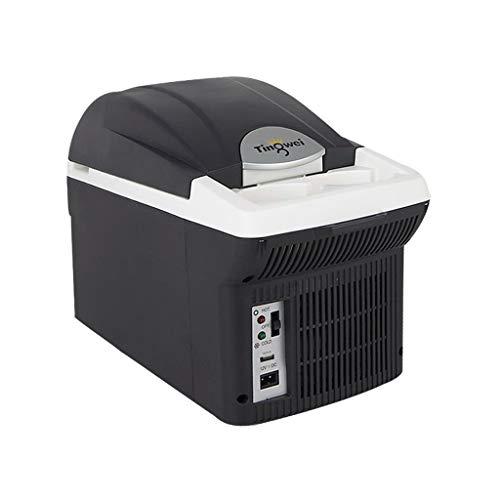 Kun Peng Shop 8L Car Small Refrigerator Small Single Door Car Dormitorio koeling en koelbox