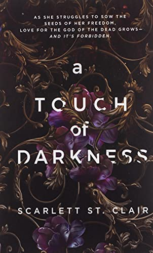 A Touch of Darkness (Hades X Persephone)