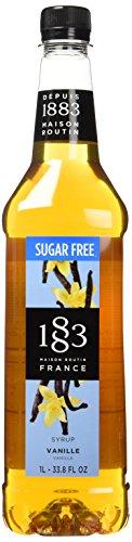 Routin 1883 Sirup Vanille zuckerfrei PET 1 L