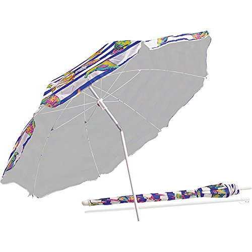Bel Fix 19200 Guarda-Sol Articulado, Cores Sortidas, 1,80 m