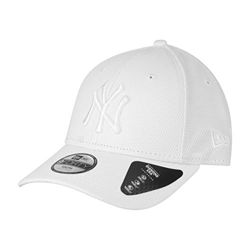 Newera - Tennis-Kappen für Jungen in weiß, Größe UNISEX INFANTIL