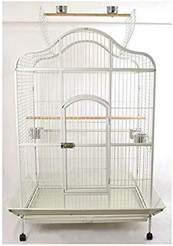 Pet's Solution Gabbia per pappagalli Grossa Taglia XXL Alta 185 cm