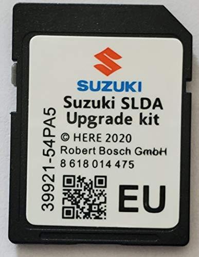 SD-Karte Suzuki SLDA Europa 2020-39921-54PA5