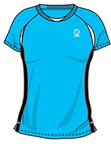 Lotto Sport T-shirt WTA Tour ellas, Femme, Brook XXXL Turquoise