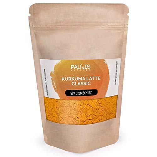 Paulis Kitchen - Kurkuma Latte Classic - Golden Milk (130)