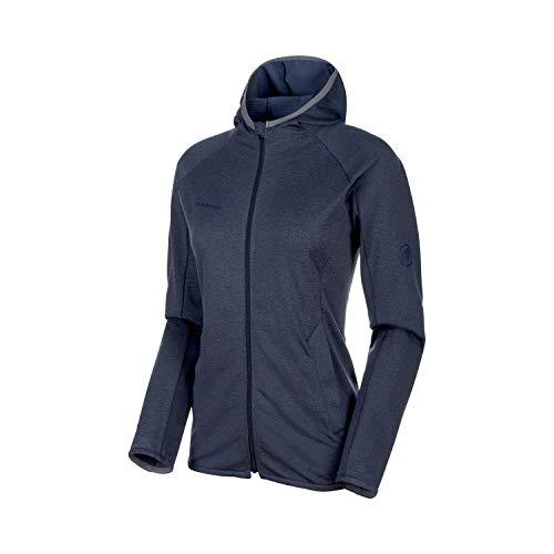 Mammut Midlayer-jas voor dames met capuchon, nair hooded