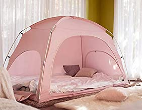 FeelingLove Indoor Privacy Play Tent on Bed/Warm and Cozy Sleep BedTent